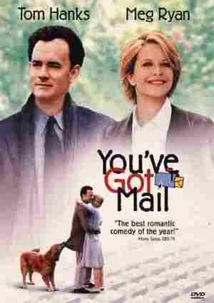 #my favorite movies: Film, You'Ve Got Mail, Chick Flicks, Toms Hanks, Nora Ephron, You'V Got Mail, Meg Ryan, Favorite Movie, Mail 1998