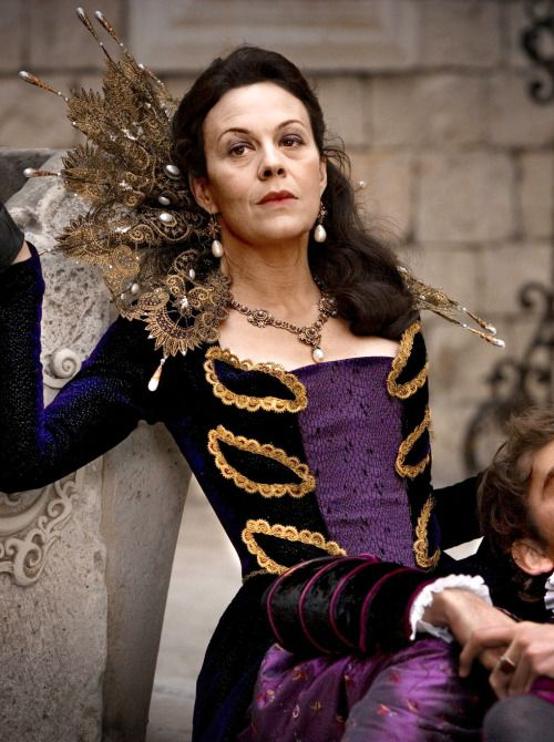 Helen McCrory as Rosanna in Doctor Who - The Vampires of Venice