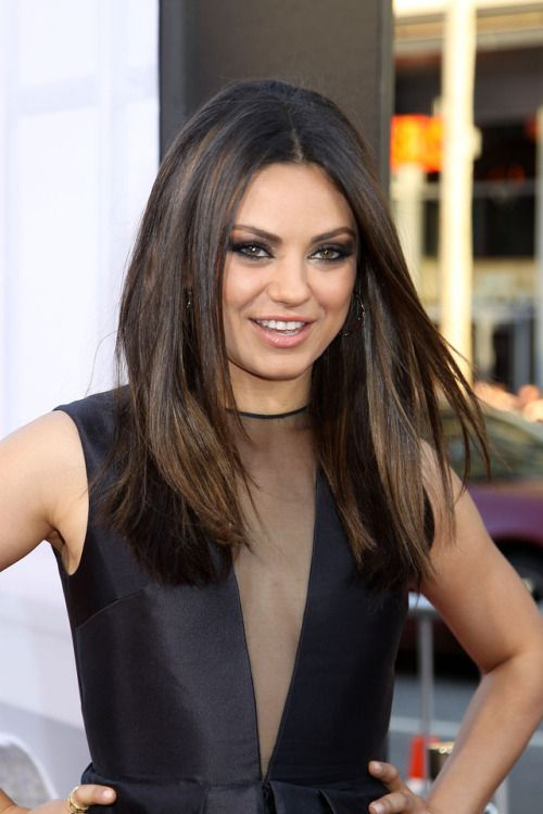 mila kunis glam pinterest tolle frauen und frau. Black Bedroom Furniture Sets. Home Design Ideas