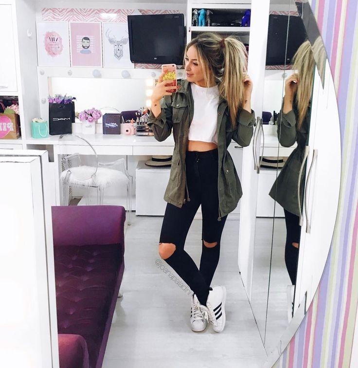 "9,090 curtidas, 39 comentários - Joana Paladini (@joanapaladini) no Instagram: ""Parka  | look @boutiquelefemme!"""