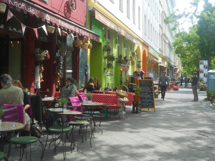 Marheineke à Berlin, Berlin
