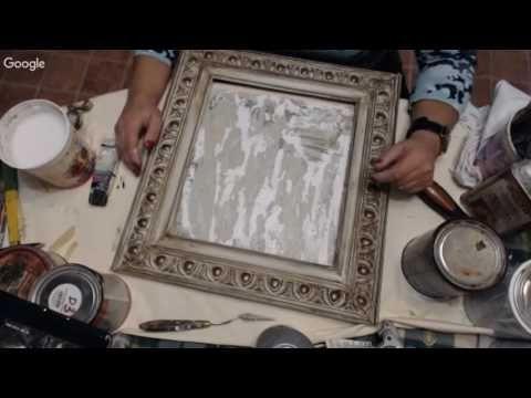 Как состарить фурнитуру, ржавчина Юлия Герман - YouTube