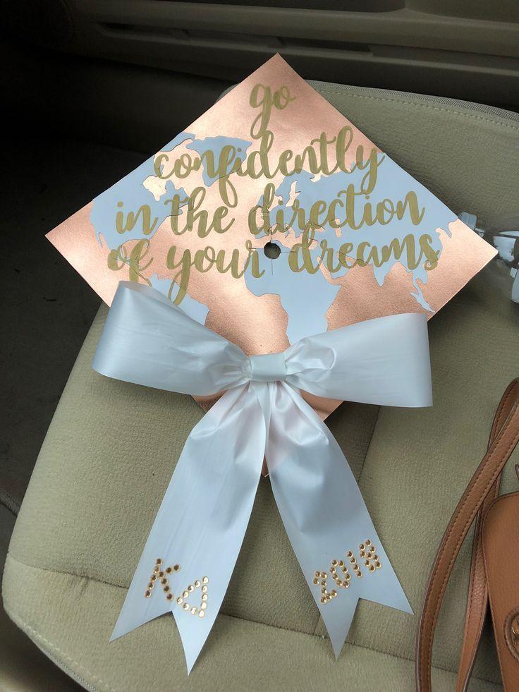 Gehen Sie getrost in die Richtung Ihrer Träume