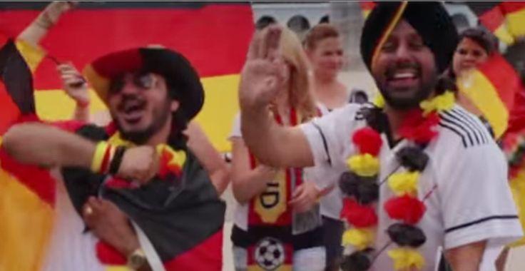 Deutschland wird Weltmeister: Diesmal sind wir dran (WM Song 2014 Video) - http://apfeleimer.de/2014/07/deutschland-wird-weltmeister-diesmal-sind-wir-dran-wm-song-2014-video - WM 2014 und ein Freitag Abend ohne Fußball? Immerhin können wir uns auf's deutsche WM Finale am Sonntag freuen und wollen diesbezüglich nochmals auf unseren persönlichen WM 2014 Lieblingssong aufmerksam machen, der gerade jetzt in der heißen Phase in Brasilien nochmals an Wert gewinnt! &#82..
