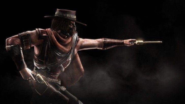 Download Erron Black Mortal Kombat X Wallpaper 1920x1080