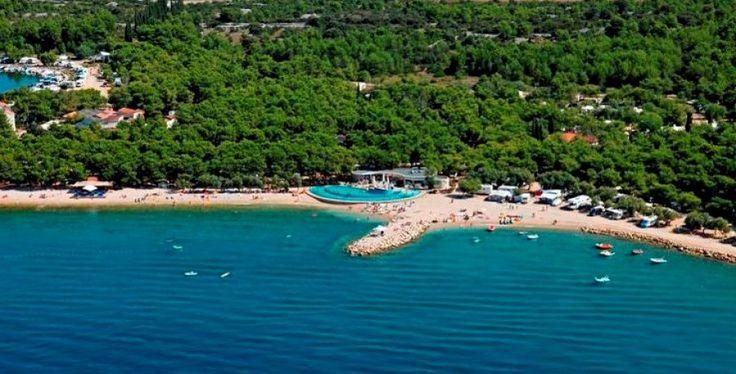 Camping Solaris, Dalmatië - Bungalowtenten en stacaravans van alle aanbieders Boek je op CampingScanner.nl