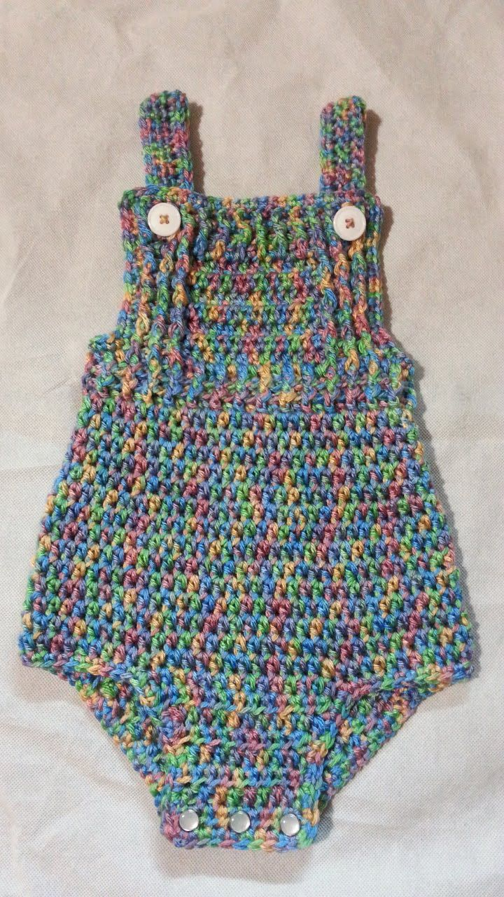 #Crochet Baby 18-24 month How to Crochet a Onesie Jumper Shirt Outfit #T...
