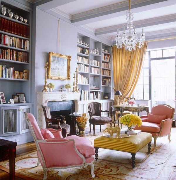 Гостиная в традиционном стиле: музейный интерьер, английский и парижский стили, авангард | Admagazine | Практикум | AD Magazine