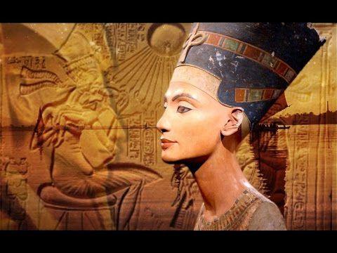 El misterio de la reina Nefertiti - Documentales egipto online - YouTube