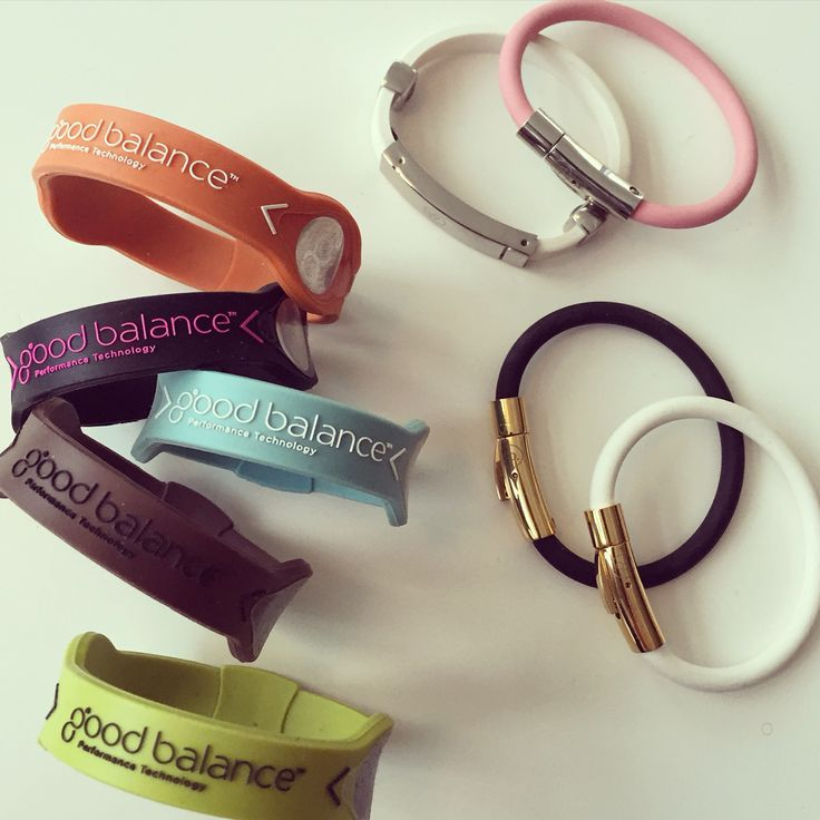 Energy bracelets with negative ions from Good Balance, www.goodbalance.com.  #energybracelets #bracelets #goodbalance
