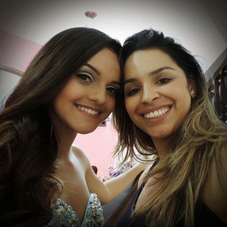 Amo maquiar princesas!!!