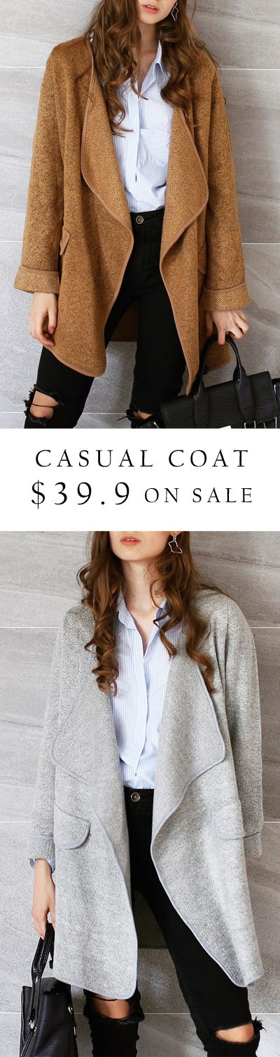 Just Knitted Open Coat $39.9 ON SALE NOW!