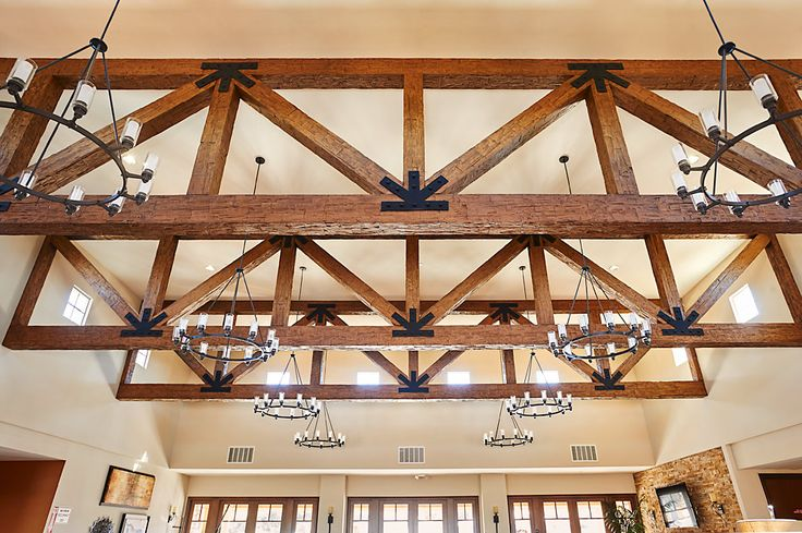 Engineered Beam Design ~ Best images about ceiling trusses and arched beams on