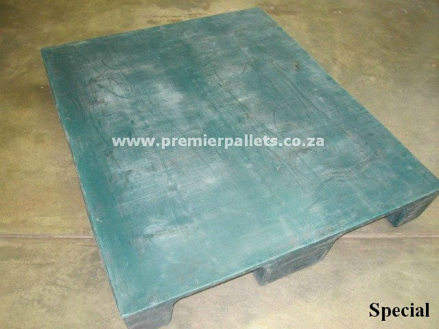 Pre-owned Plastic Pallets