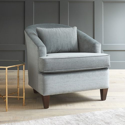 Found it at Wayfair - Evelyn Barrel Chair