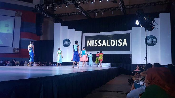 MissAloisa for Malang Fashion Movement
