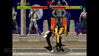 ADG Episode 224 - Mortal Kombat