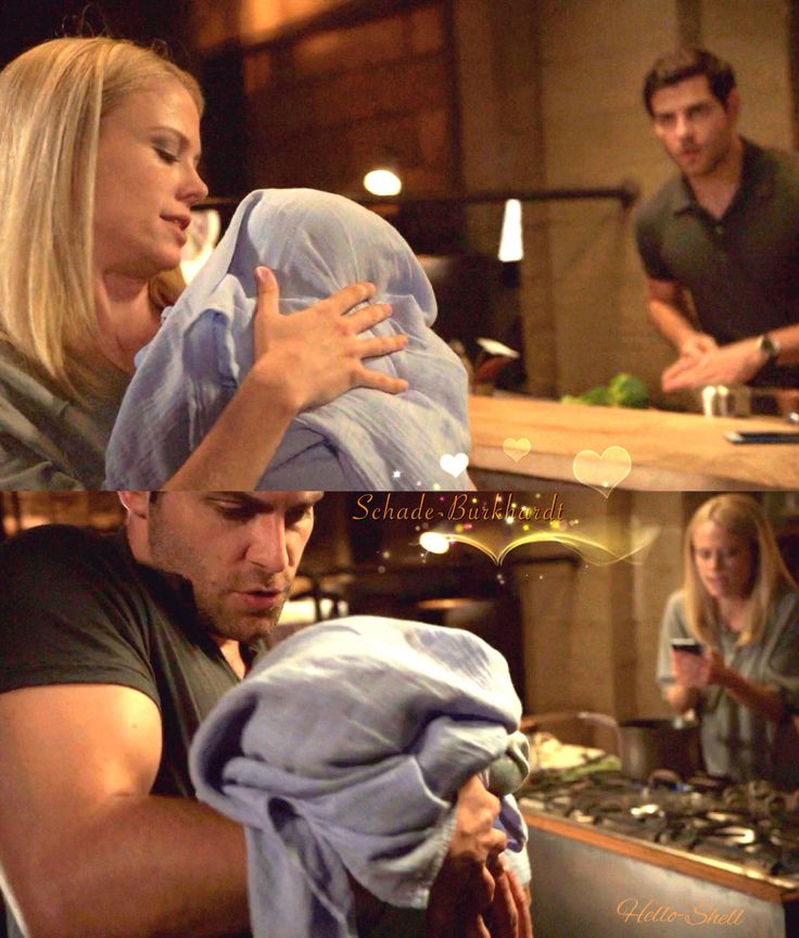 Nick needs to spend less time working on his wesen skills and more time working on his baby handling skills