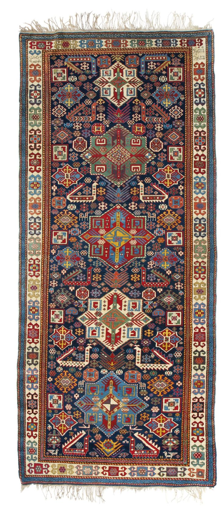 An Akstafa long rug, East Caucasus | lot | Sotheby's