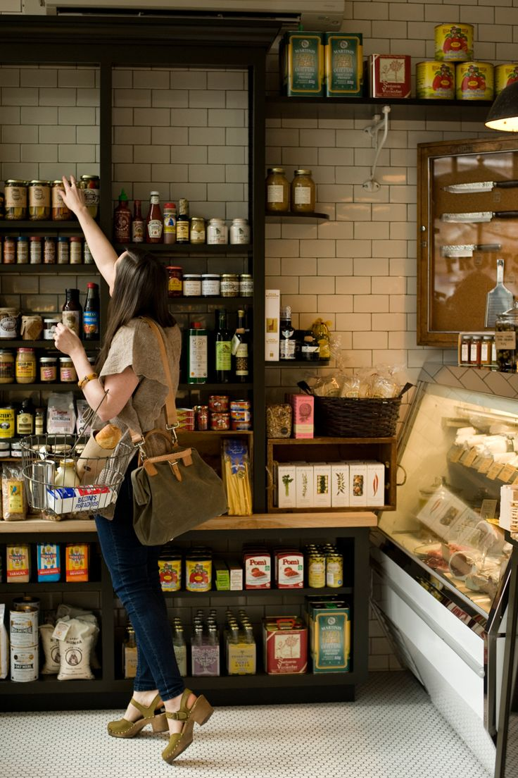 Portland, Oregon: Woodsman Market Kinfolk