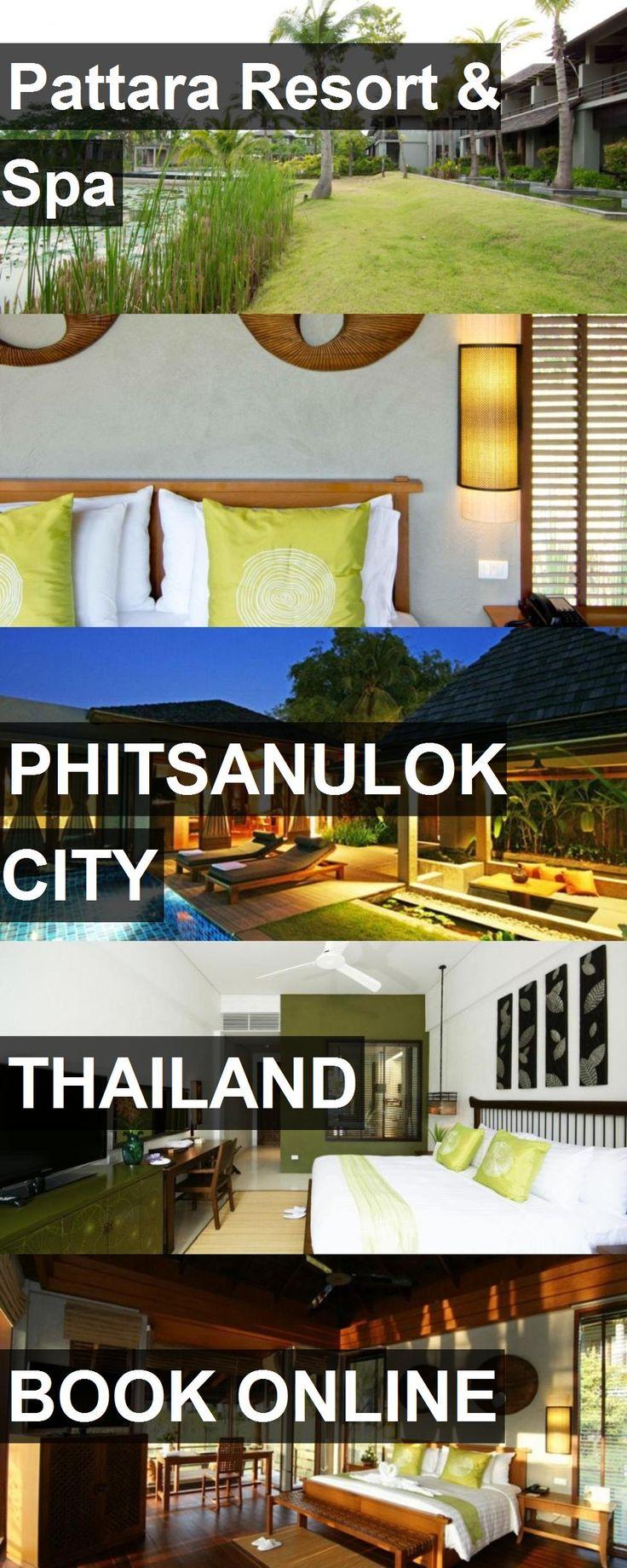 Hotel Pattara Resort