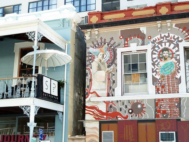 Sgt Pepper & Mama Afrika Restaurants, Cape Town,...