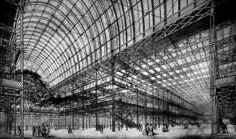 1851: Crystal Palace – London, England | History of Innovation