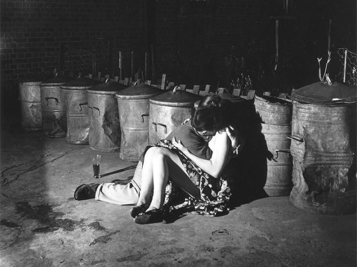 Bert Hardy, Chelsea party, 1952 #OB