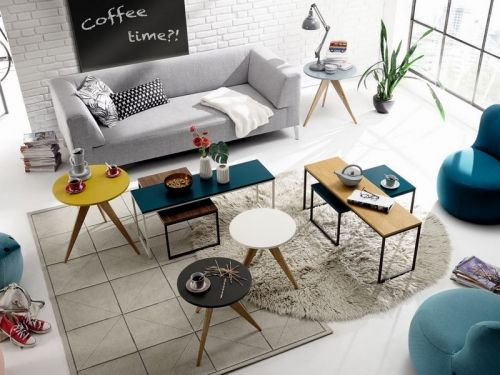 HÜLSTA Now! CT71 coffee tables
