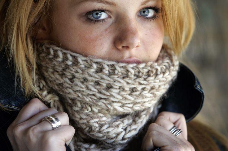 winter portret sjaal - Google zoeken