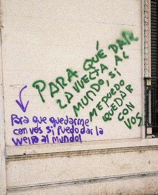Frases en Muros, Increíbles y de Reflexión | ALONECARDS #amor #desamor #love #…