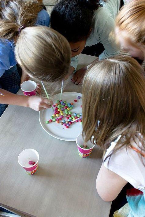 Ideen für eine tolle Einhornparty /Regenbogen Party