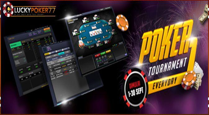 Situs Judi Poker | Peraturan Dalam Turnamen Poker Di Luckypoker77