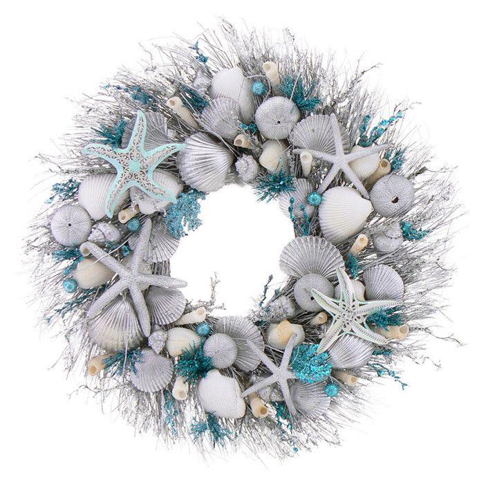 Sea Themed Wreath
