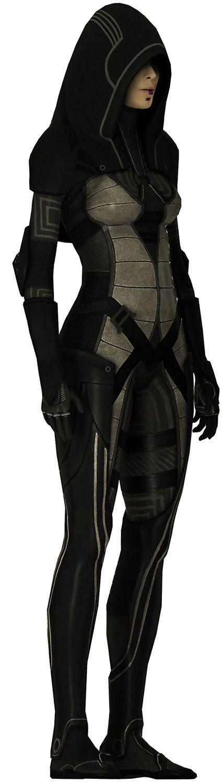 Kasumi Goto - Mass Effect 2 | 3 - Character Profile