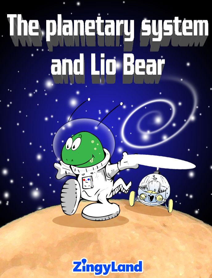 The planetary system and Lio Bear https://www.youtube.com/watch?v=C0fAgQPC-s0