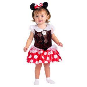 Disney Toddler Minie Mouse Costume