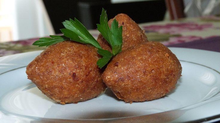 İçli Köfte Tarifi | İçli Köfte Nasıl Yapılır | Yemek Tarifi