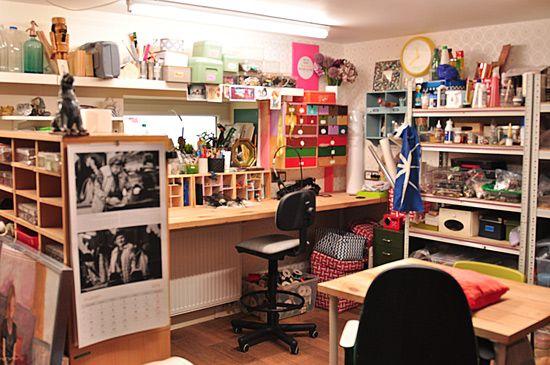 Studio of Esther.