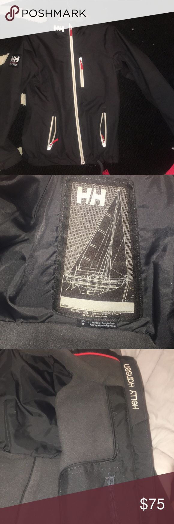 Helly Hansen Jacket Great condition, waterproof! No marks or tears on jacket anywhere. Helly Hansen Jackets & Coats