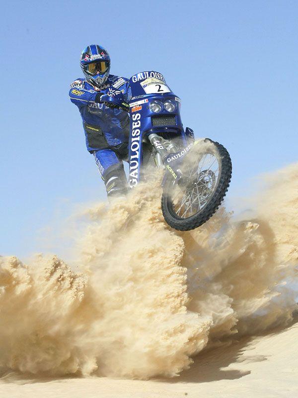 Dakar Rally - Moto Crass