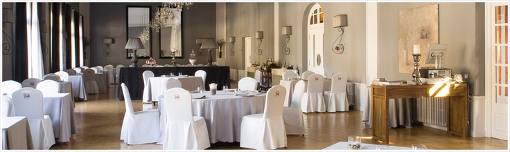 Restaurant Delicious in balneari Vichy Catalán. Caldes de Malavella, La Selva