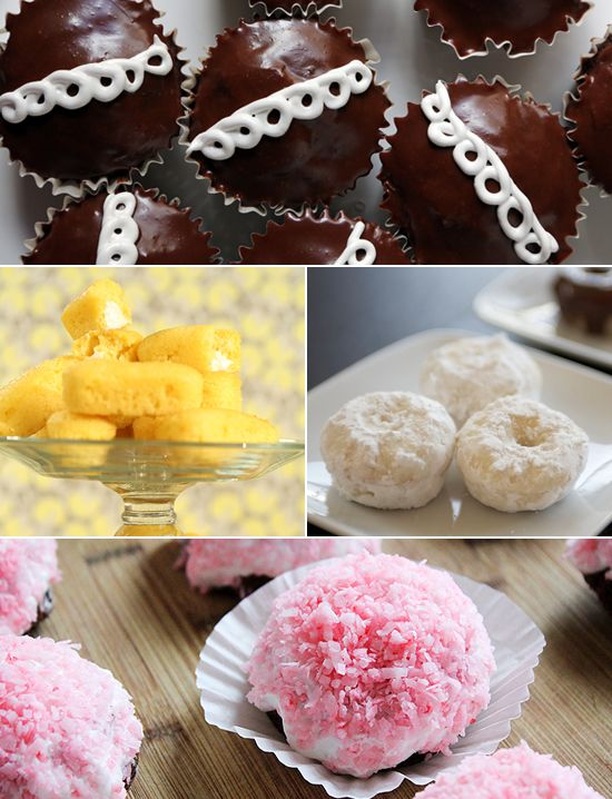 Homemade Hostess Treats