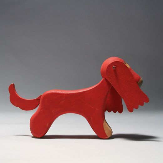 hond design Kay Franck