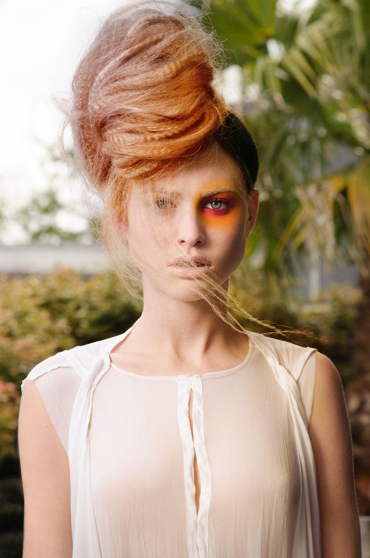 Hair - Ann Marie Young Photography - Angela Henderson Make up - Tania Houghton Model - Megan Reid