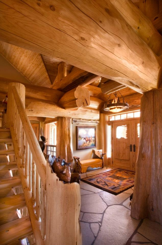 25 best images about pioneer log homes on pinterest. Black Bedroom Furniture Sets. Home Design Ideas