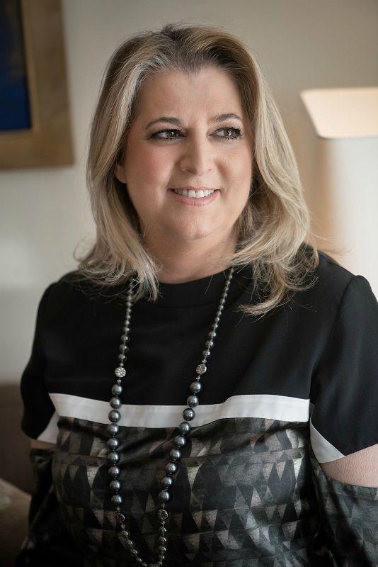 Vana Lazarakou Appointed Deputy General Manager at NJV Athens Plaza