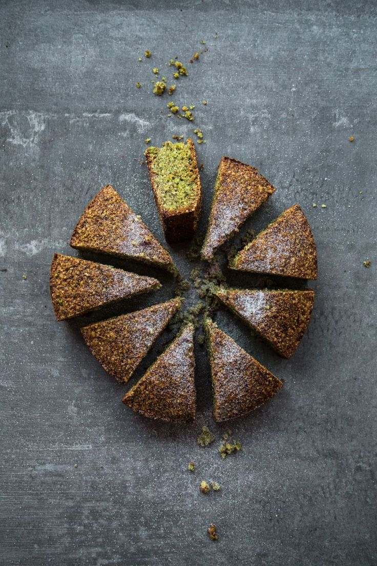 Flourless Pistachio Cake - Cook Republic
