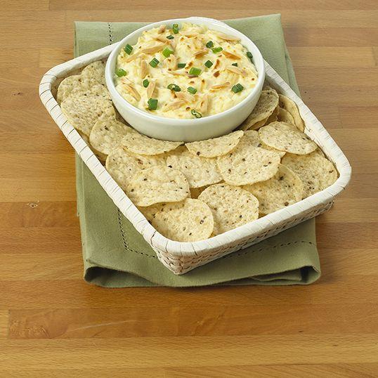 Swiss Almond Cheese Dip #InspireTheSeason