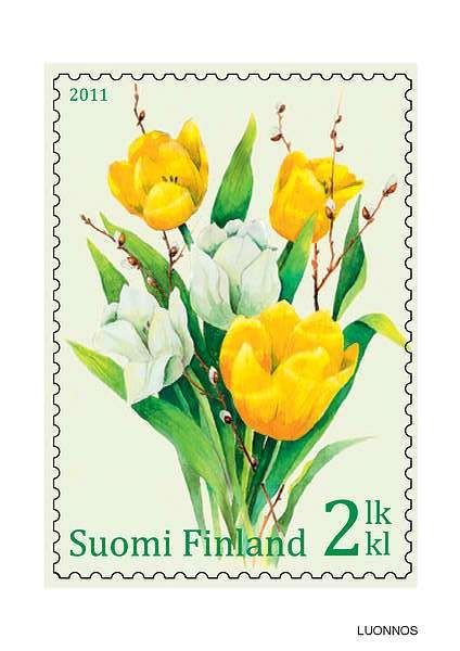 Findland announces results of 2011 Most Beautiful Stamp Poll